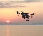 プロオペレーターによる安全なドローン空撮を行います!のイメージ